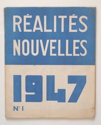 Réalités Nouvelles n° 1 | Flickr - Photo Sharing!