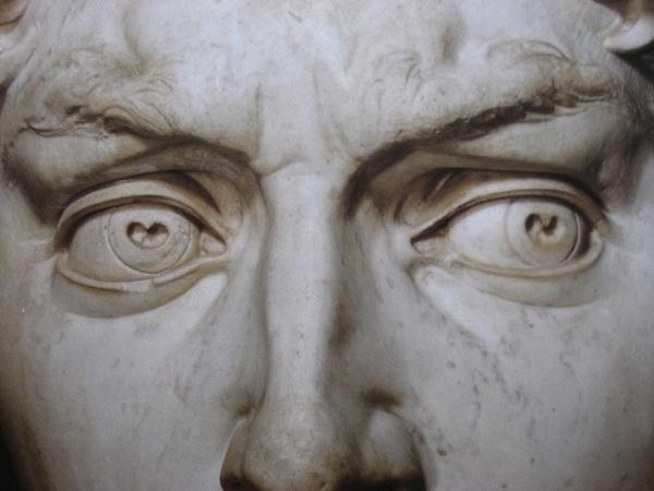 David, Michelangelo (1504) #sculpture #michelangelo #eyes #statue #renaissance #david