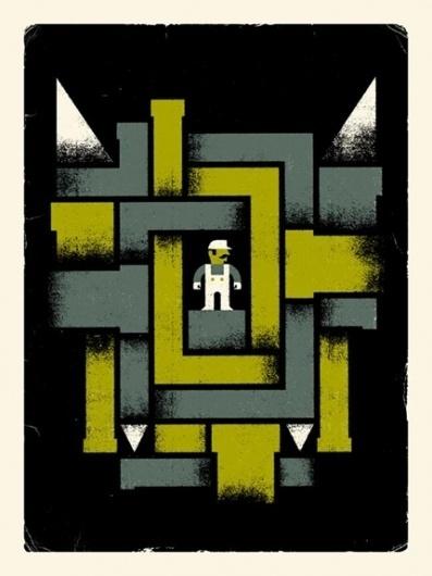 Doublenaut   Blog #doublenaut #illustration #mario #poster