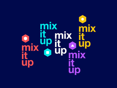 Mix it up // Branding