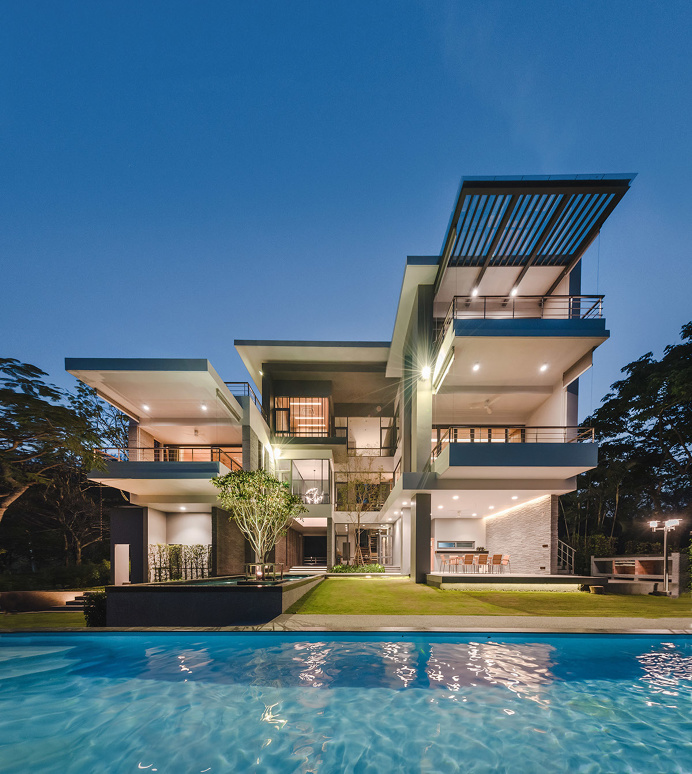 MR.CHAROEN'S HOME / RAFA on Behance