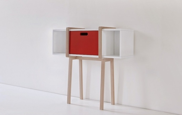 Simplicity and Classical Tconsolle Storage Furniture #simple #storage #table #cabinet