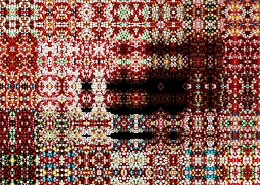 A D A M O M A D A #mosaic #pattern