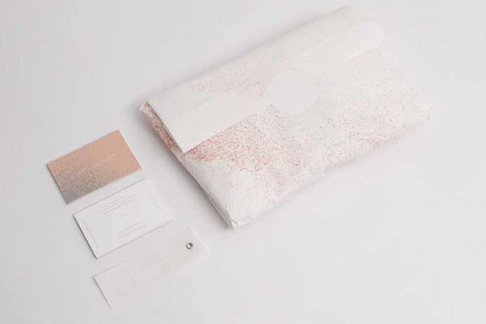 Virgin Daises — by Wide & Narrow #business #card #mail #branding