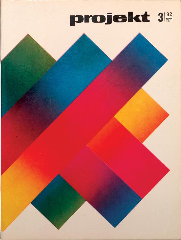 All sizes | Projekt No. 3, 1972 | Flickr Photo Sharing! #polish #cover #illustration #1972 #projekt #magazine