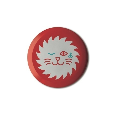 badge #badge #orange #cat