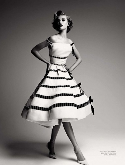 Merde! - kentson: Fashion (Dior by Demarchelier) #fashion #photography