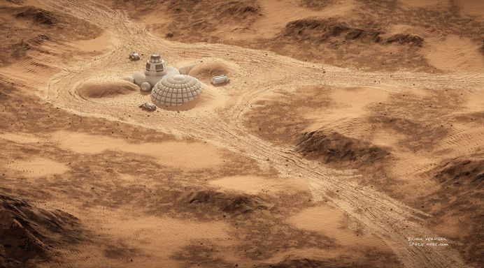 Mars+base+2-03+by+Bryan+Versteeg+(2013).jpg (2048×1139)