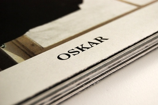 OSKAR, AW 2011, March fuhrer Fashion design   Studio Reizundrisiko, Contemporary Graphic Design, Switzerland #marc #fuhrer #design #switzerland #fashion