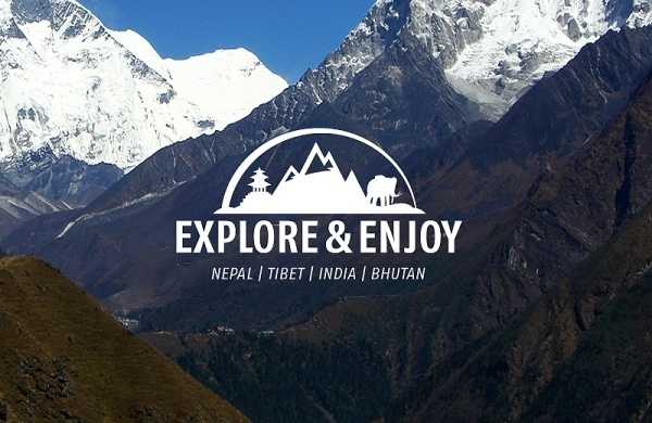 Logos : MORITZ GEMMERICH #tibet #india #design #enjoy #corporate #explore #logo #mountains
