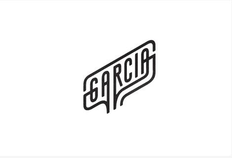 grain edit · Javier Garcia #logo