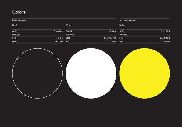 Mega Design #cmyk #color #guidelines #pantone