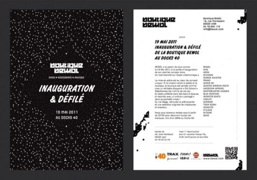 Aurélien Arnaud — Art Direction & Graphic Design #flyer