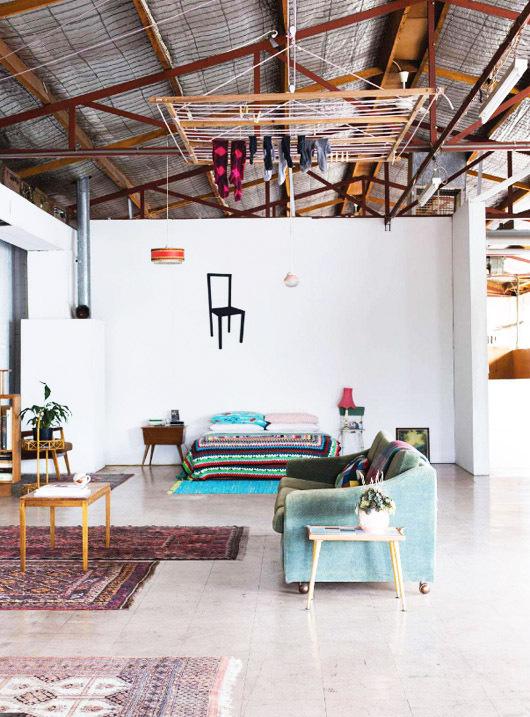 frankie loft #interior #design #decor #deco #decoration