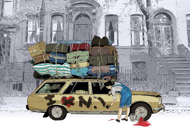 Digital Illustrations by Matthew Woodson
