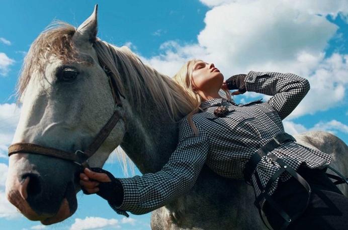 Vibrant Fashion Photography by Igor Oussenko