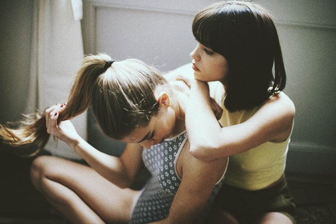 girls, photo