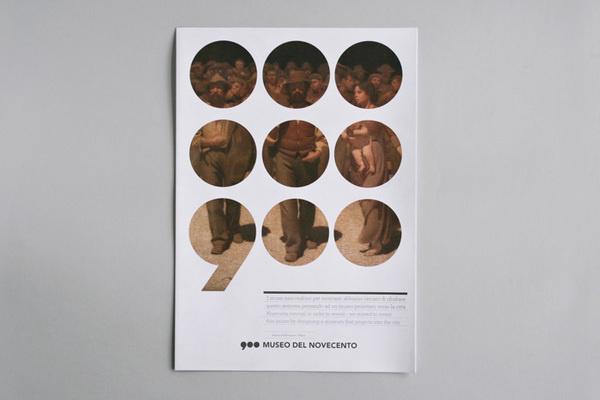 Alessandro Scarpellini   Museo del Novecento #poster