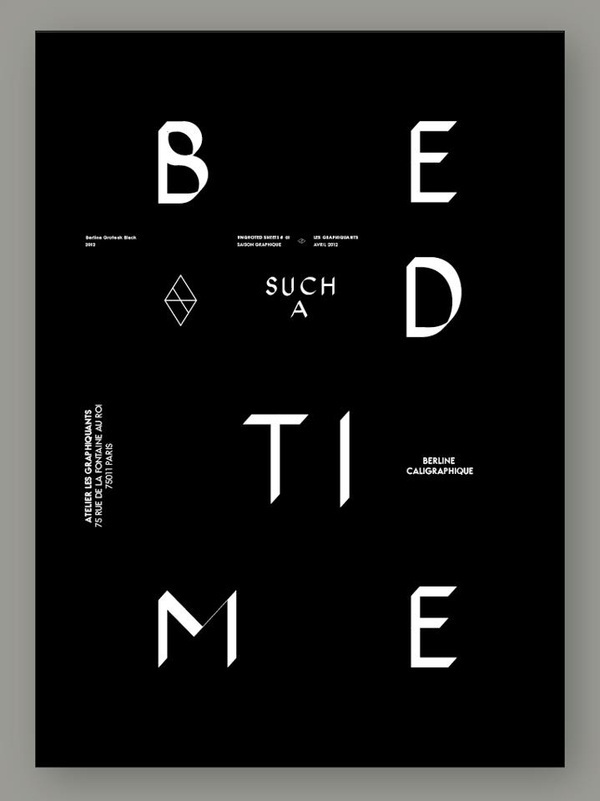 TYPES #les #type #graph #poster