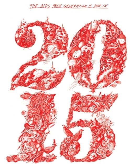 Typeverything.com -Merijn HosforFader x (RED)... - Typeverything #red #hos #2015 #free #by #fader #x #aids #merijn