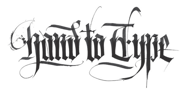 Spit #calligraphy #ink