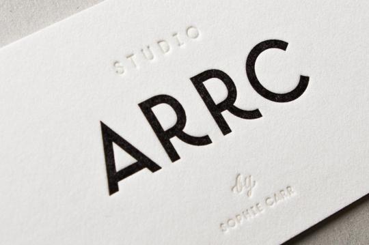 moodley brand identity studio arrc #typography