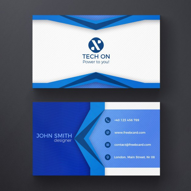 Blue geometric card Free Psd. See more inspiration related to Logo, Business card, Mockup, Business, Abstract, Card, Template, Geometric, Office, Visiting card, Shapes, Presentation, Stationery, Corporate, Company, Modern, Branding, Visit card, Geometric shapes, Identity, Brand and Abstract shapes on Freepik.