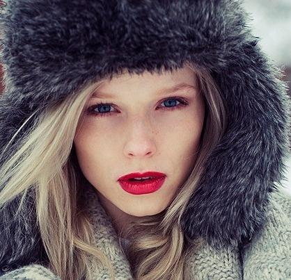 The Design Vault #red #lipstick