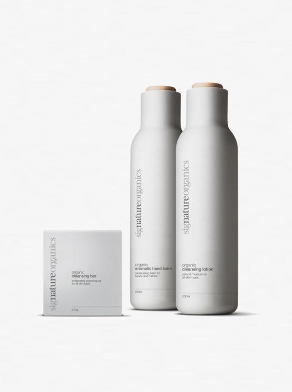 Signature Organics #packaging #health #clean #cosmetic #beauty