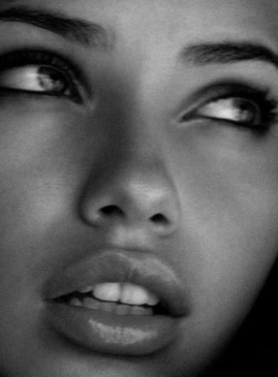 BAY - updates #model #blackwhite #women #face #beauty