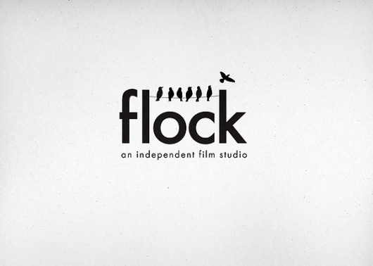 Logo Marks on the Behance Network #white #bold #black #texture #logo