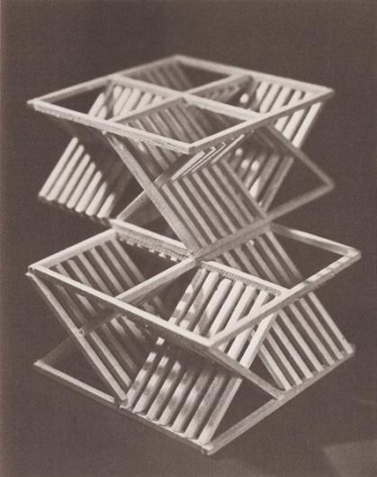grain edit · Principles of Three-Dimensional Design #wucius #wong #geometric