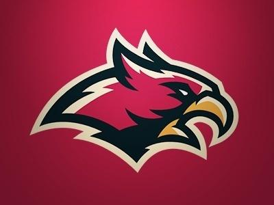 Dribbble - Griffins by Matt Willcox #logo #griffin #sport #branding