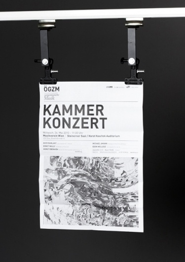 ÖGZM on the Behance Network #inspiration #white #design #black #grid #poster #layout #typography