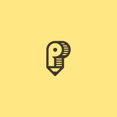 pencil #logo #pencil