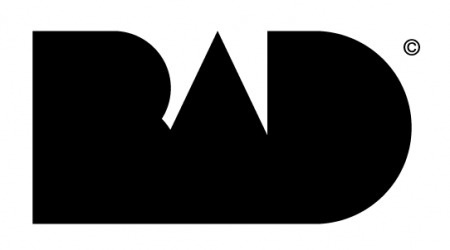 BAD . Logoed #logo #typography