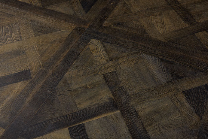Handcrafted Parquet by Cora - #floor, #parquet #oak