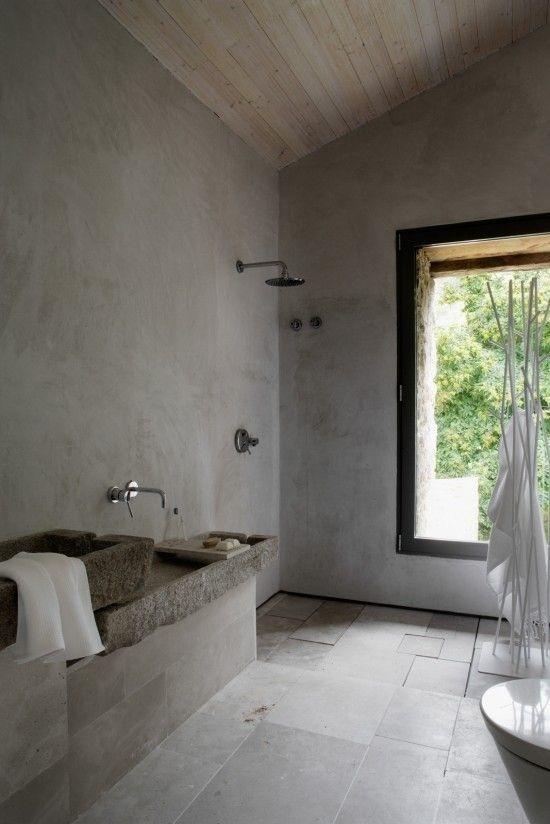 Relaxing Scandinavian Bathroom Designs