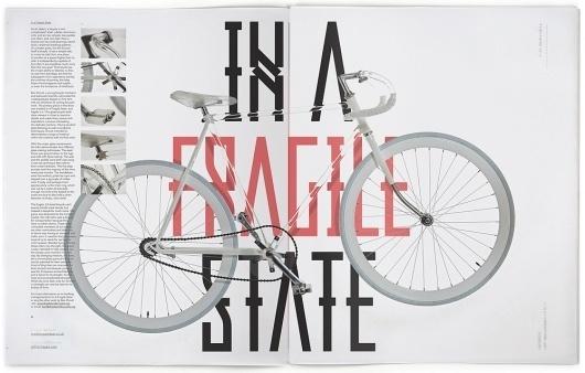 Sawdust #broken #clear #bike #typography