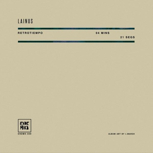 Lainus Retrotiempo J.Marsh #cover #album #design #art
