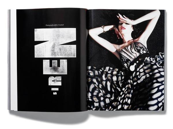 typethatilike: Plastique Magazine Issue 4 of... | SerialThrillerxe2x84xa2 #layout #plastique #magazine