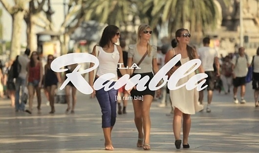 WANKEN - The Blog of Shelby White » EF Language School Commercials #girls #typography
