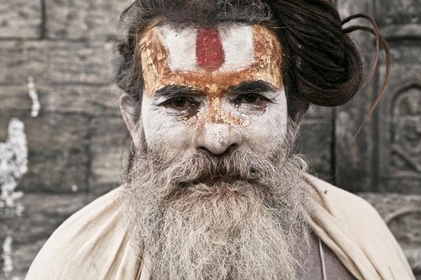 Portraits of Sadhus in India #portraits #india #photography #sadhus