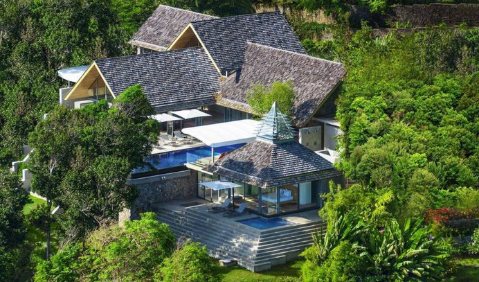 Villa 4480 in Thailand