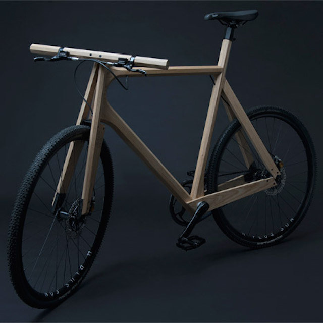 Wooden Bicycle_6 #wood #bicycle