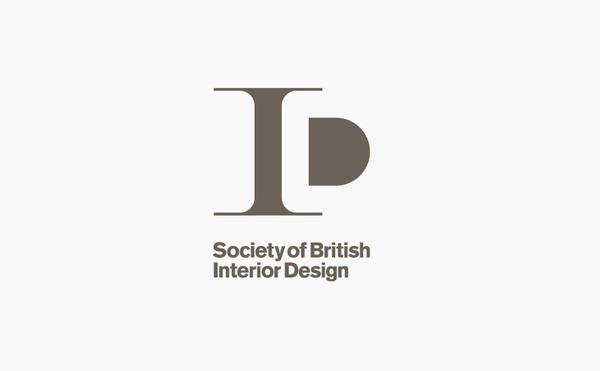 society of british interior design logo #logo #design