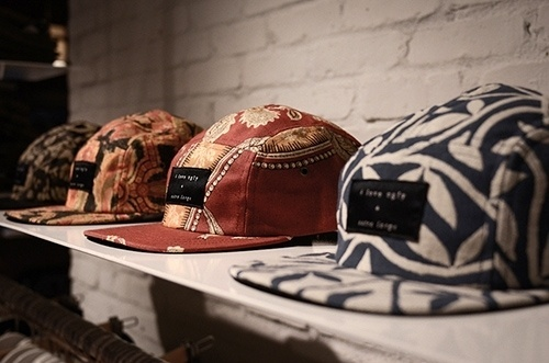 Convoy #fashion #hat #pattern