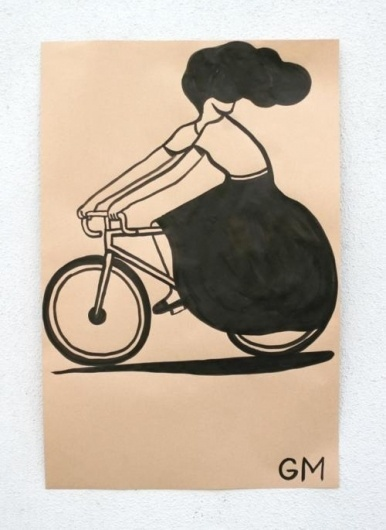 biCyCle Store Paris #illustration #bike