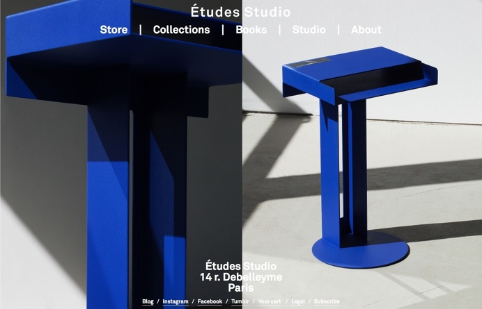 Etudes Studio, inspiration N°451 published on The Gallery in date October 20th, 2015. #website