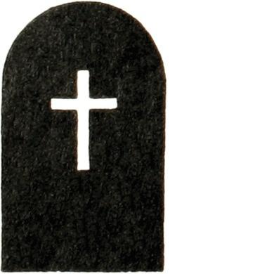 GMDH02_00586 #stone #cross #icon #grave #isotypes #gerd #death #arntz